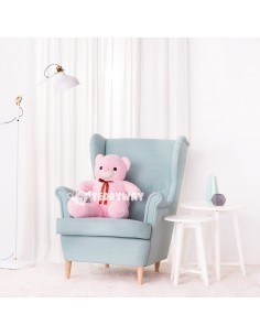 Pink Giant Teddy Bear 100 CM – 39 Inch – ToTo Giant Teddy Bears - Big Teddy Bears - Huge Stuffed Bears